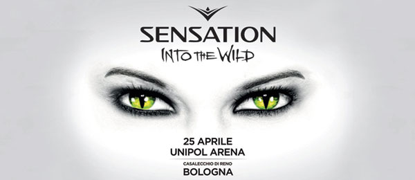 SENSATION WHITE TORNA IN ITALIA!