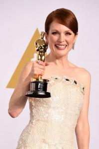 Jualianne Moore - Oscar 2015