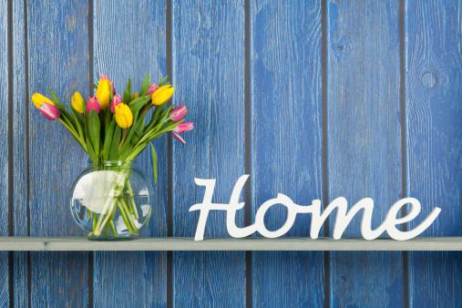 HOME SPRING: ecco come fare entrare la primavera in casa!