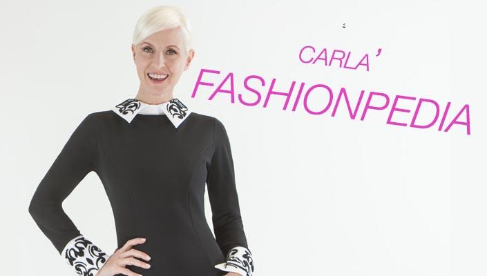CARLA' FASHIONPEDIA: L'Eleganza