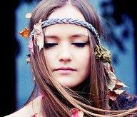 coroncina hippie