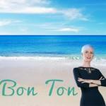 Il Bon Ton sulla spiaggia