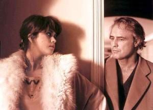 """Scena tratta dal film """"Ultimo tango a Parigi"""""""