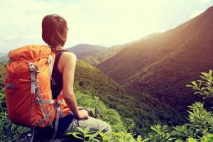 mountain woman style glam