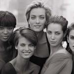 90s SUPERMODELS. Le bellezze regine degli anni novanta.