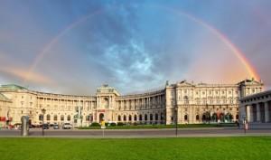 Vienna palazzo