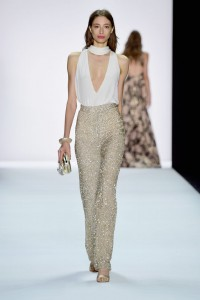 Badgley Mischka Fashion Show - Courtesy of nyfw.com