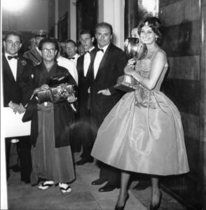 Sophia Loren - Courtesy of corriere.it