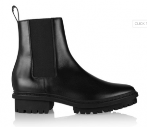 Ankle boot Balenciaga - Courtesy of net-a-porter.com