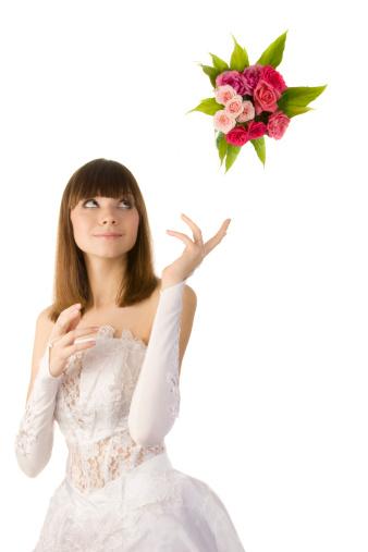 Carla Gozzi damigella della sposa