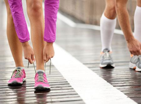 Carla Gozzi fitness Running woman