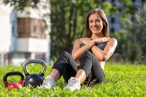 Carla Gozzi circuito tabata wellness