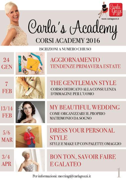 Carla's Academy