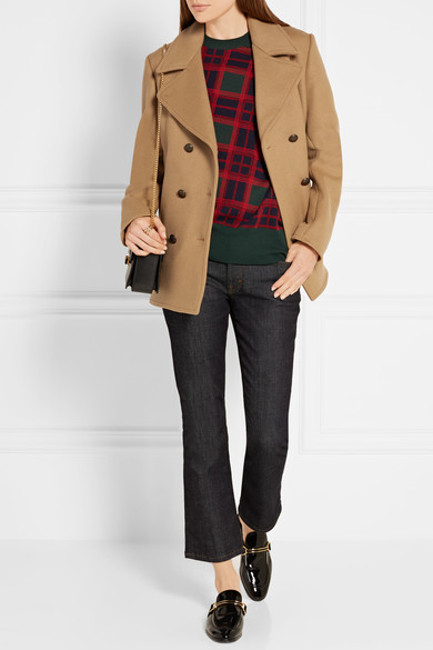 Pea coat Courtesy of net à porter