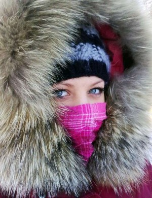 Make up per il freddo