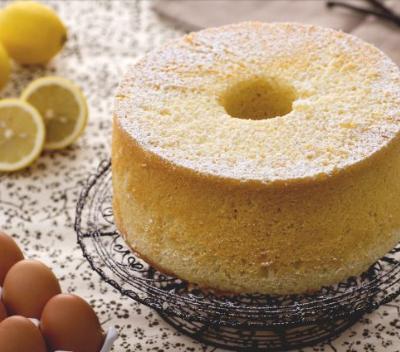 CHIFFON CAKE, DOLCE ELEGANZA