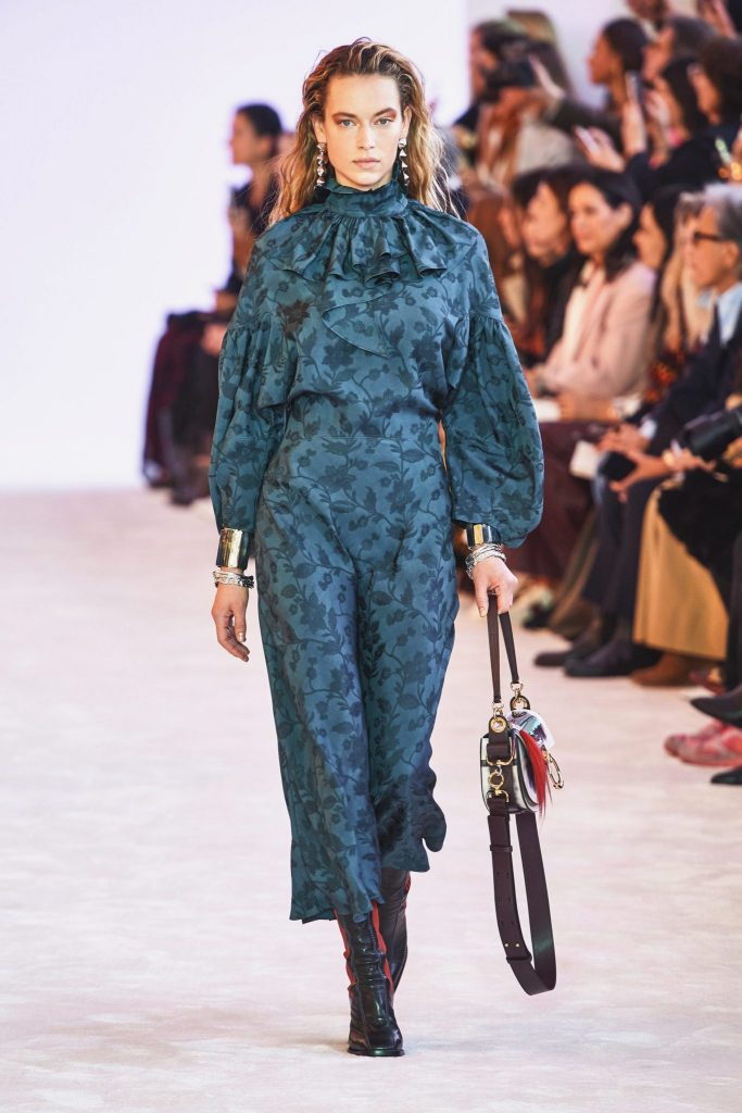 Chloe Paris Fashion Week Fall 2019-6