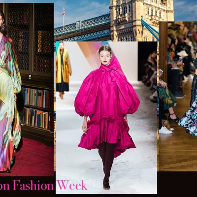 LONDON FASHION WEEK 2 PARTE
