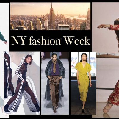 NY FASHION WEEK 1 DAY