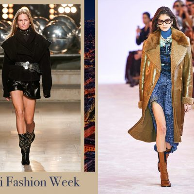 PARIS FASHION WEEK: CHLOÉ E ISABEL MARANT