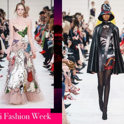 PARIS FASHION WEEK: LA MAGIA DI VALENTINO