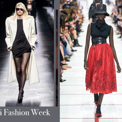 PARIS FASHION WEEK: L'ECCELLENZA DI DIOR E SAINT LAURENT