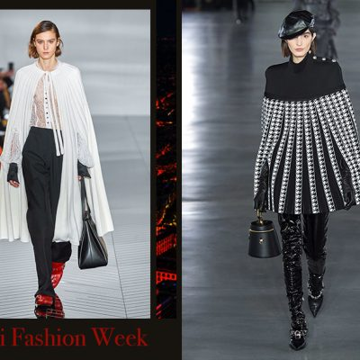 PARIS FASHION WEEK: SFILANO LOEWE E BALMAIN