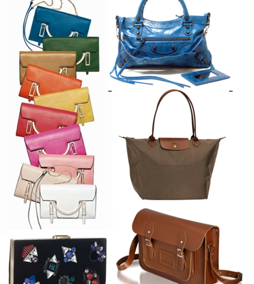 MUST-HAVE BAGS – 1