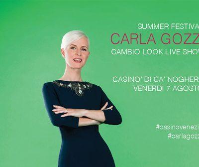 CAMBIO LOOK LIVE SHOW. Vi aspetto al Casinò di Venezia!