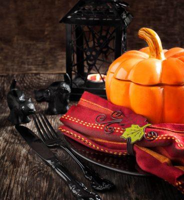 Halloween: Ecco come organizzare una SERATA IN NERO
