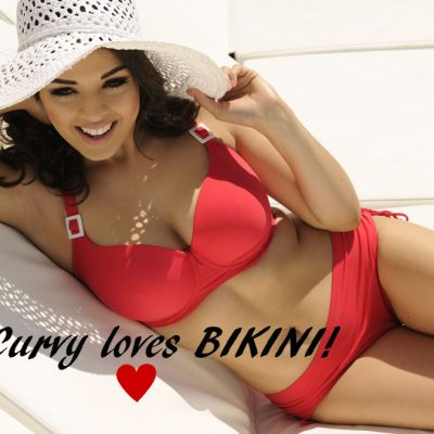 CURVY AND BIKINI ARE IN LOVE! ECCO I CONSIGLI PER IL BEACHWEAR CURVY!