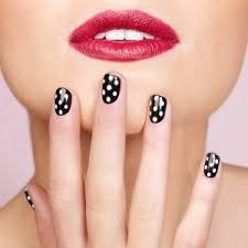 POLKA DOTS ALL OVER