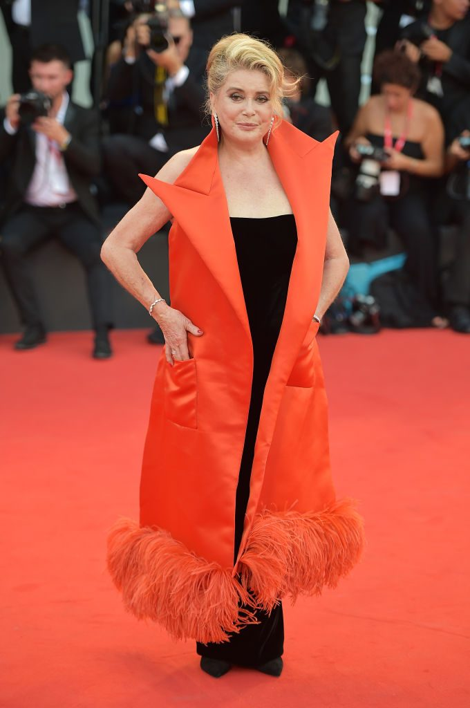 Catherine Deneuve  - Thanks to diredonna.it
