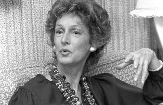 Marella Agnelli, New York