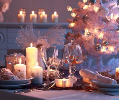 A tavola con stile: ecco un'idea per la Vigilia di Natale!
